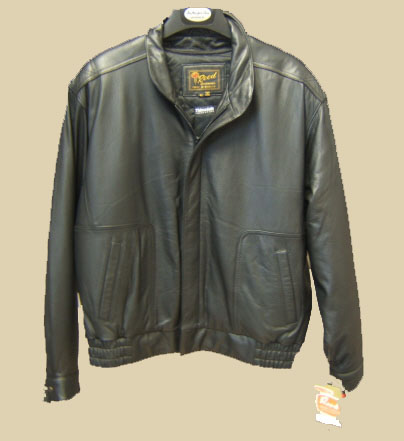Reed Leather Jacket | Buffalo NY