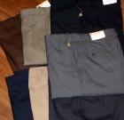 Wool Blended Dress Pants