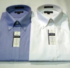 Damon Pinpoint Button Down Collar Big & Tall