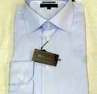 Blu by Polifroni Soft Blue Dress Shirt