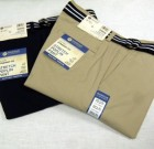 Haggar Stretch Poplin Pant new for 2016
