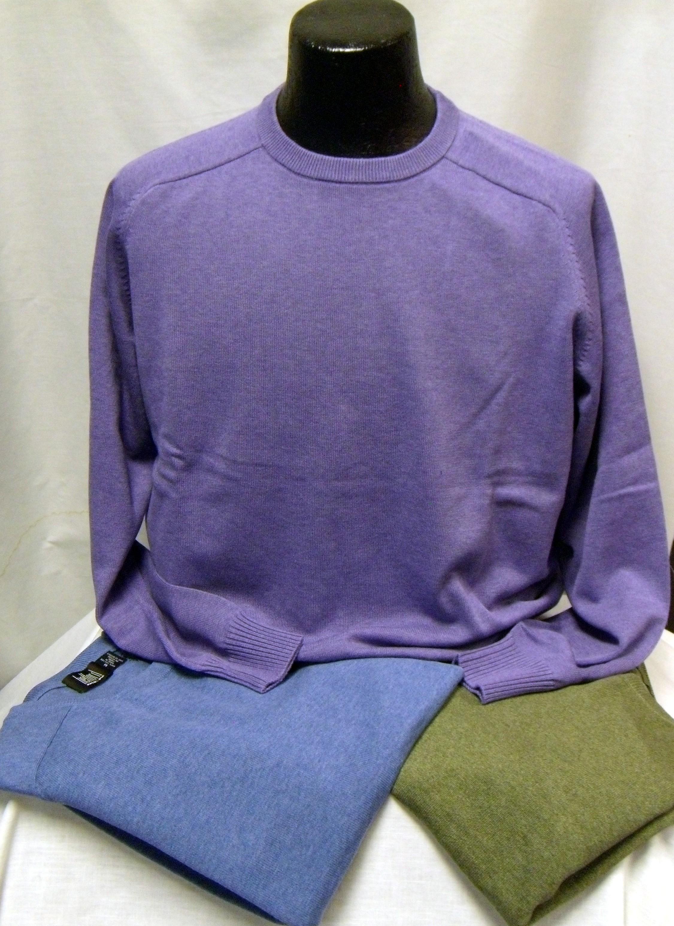 Belford Crew Neck Sweater