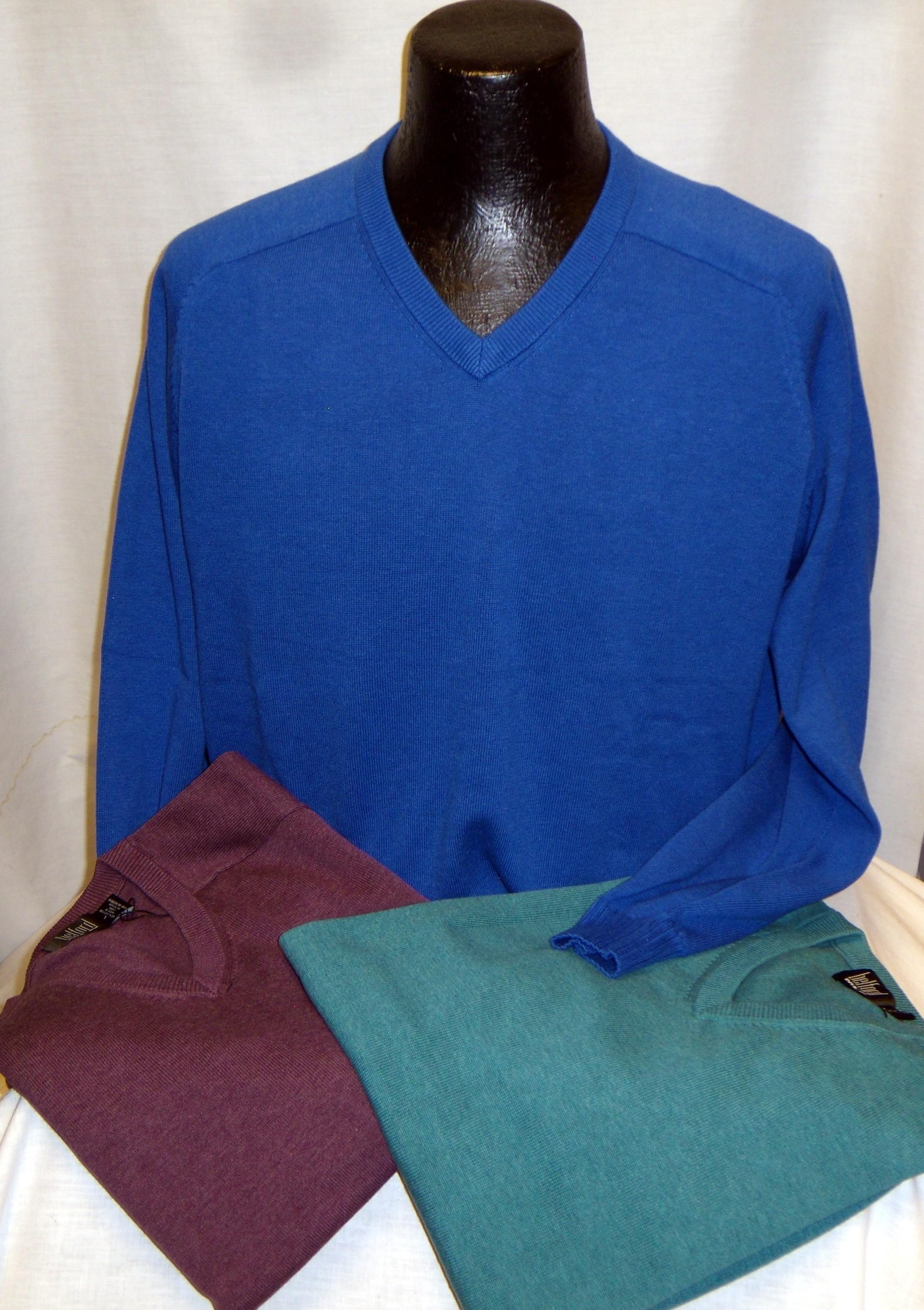 Belford V Neck Sweater