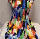 Keren Hart Multi Color Dress